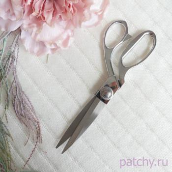 Портновские ножницы из нержавеющей стали 215 мм (серые)