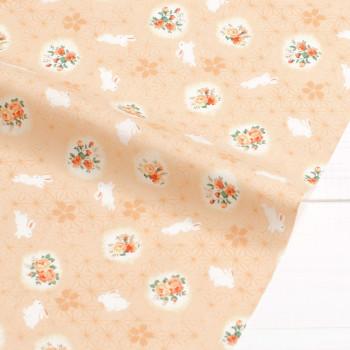 Ткань хлопок Sunny rabbits
