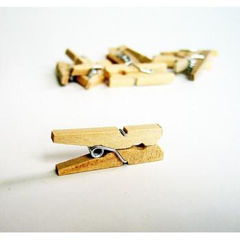 Пришепка 25 мм - Натуральный