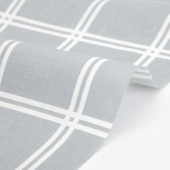 Ткань хлопок 371 Gull double line