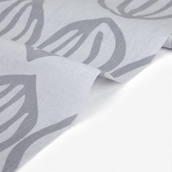 Ткань хлопок 432 Blossom  Bud gray