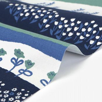 Ткань оксфорд 508 Tulip farm