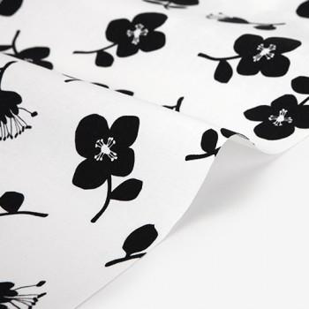 Ткань оксфорд 400 Stamp flower