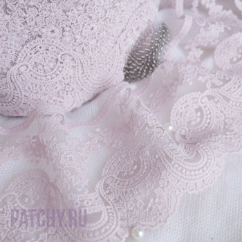 Кружево 10см Блюмарин пурпур
